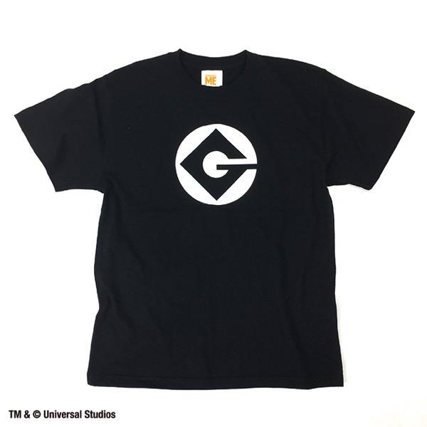 グルー GロゴTシャツ ブラック