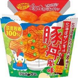 【北海道限定発売】「からあげクン 北海道ザンギ味 豚丼風味」