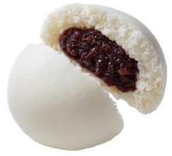 「北海道小豆の粒あんまん」