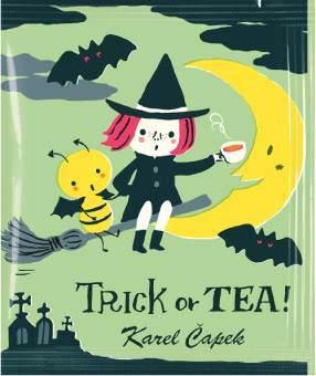 キャトル・セゾン Trick or Tea!