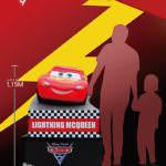 ディズニー等身大コレクション『カーズ/クロスロード』 ライトニング・マックィーン 03