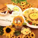 リラックマ × TOWER RECORDS CAFE「キイロイトリダイアリーカフェ」 メニュー1