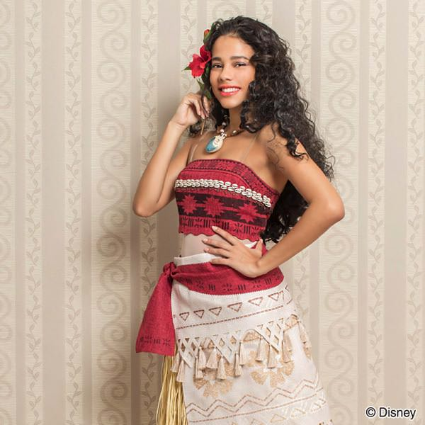 シークレットハニー Disney Halloween Collection「Sea calls me Costume (Moana ver)」
