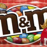 M&M'S(R) ピーナッツバター シングル