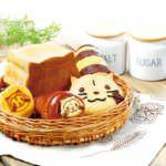バンダイ「 Rascal Bakery by CHARABREAD(ラスカルベーカリー バイ キャラブレッド)」