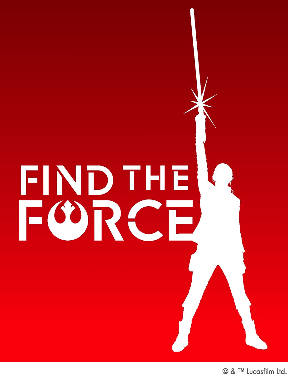 Find the Force フォースを探せ
