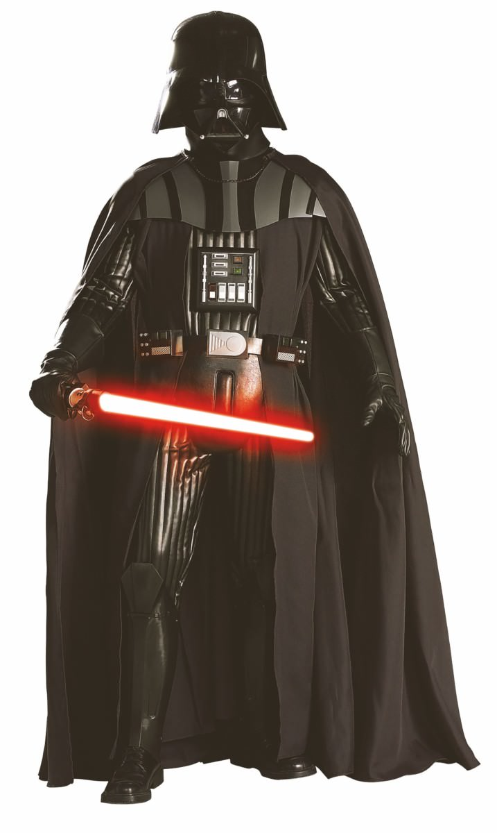 SUPREME EDITION DARTHVADER™ COSTUME 全体