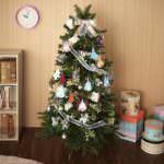 150cmのクリスマスツリー プリンセス