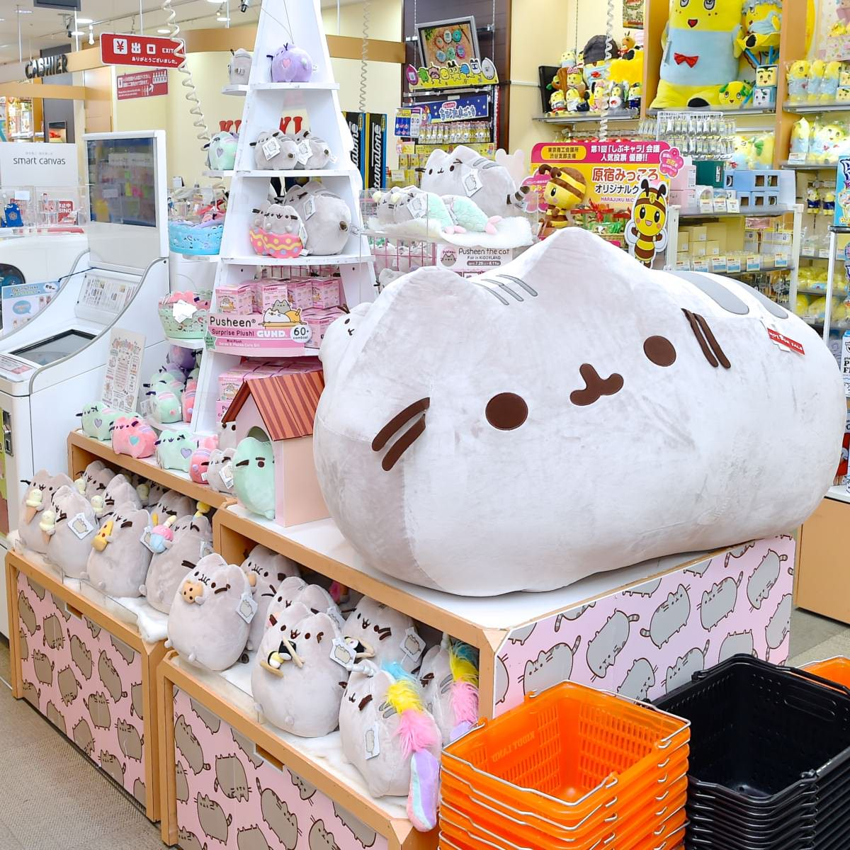 Pusheen(プシーン)グッズ