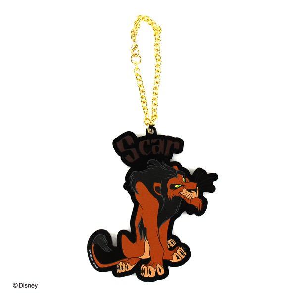 Disney/ヴィランズ アクリルキーホルダーシリーズ スカー