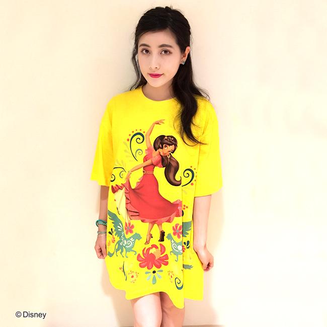 Disney/BIGTシャツシリーズ エレナ