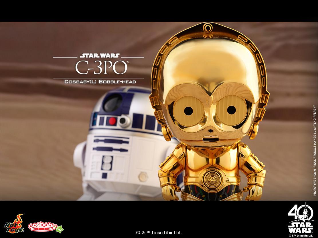 ホットトイズ コスベイビー C-3PO 03