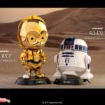 ホットトイズ コスベイビー R2-D2 C-3PO