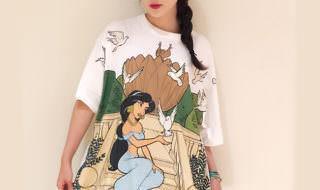 Disney/BIGTシャツシリーズ ジャスミンフロント