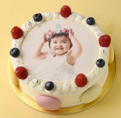 パティスリーシェリーブラン デコレーションケーキ