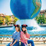 フォトジェニックな撮影スポットを紹介する「地図にない東京ディズニーシー」ガイド2017掲載!『andGIRL 9月号』発売