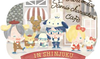 「Yuri on Ice×Sanrio characters」
