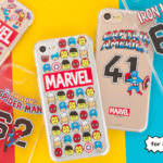 ハミィ MARVEL POP CHARACTERS HARD CASE メイン