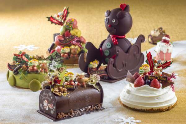 オリエンタルホテル 東京ベイ「クリスマスケーキ」5種