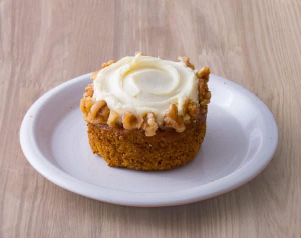 パンプキン&ウォールナッツ オリーブオイルケーキ