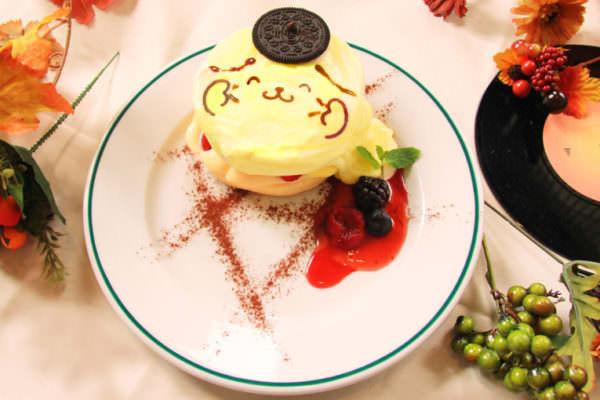 [第1弾・第2弾共通]ハイチーズ♪ポム顔パンケーキ