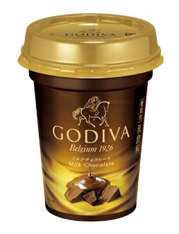 GODIVA ミルクチョコレート