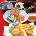 華屋与兵衛 松茸ご飯と秋の味わい膳-01