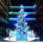 TOKYU CHRISTMAS WONDERLAND 2017 - Disney DREAM MOMENTS ツリー
