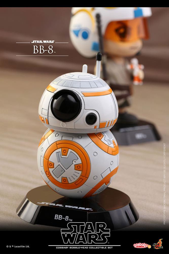 コスベイビー『スター・ウォーズ/フォースの覚醒』レイ&BB-8 04