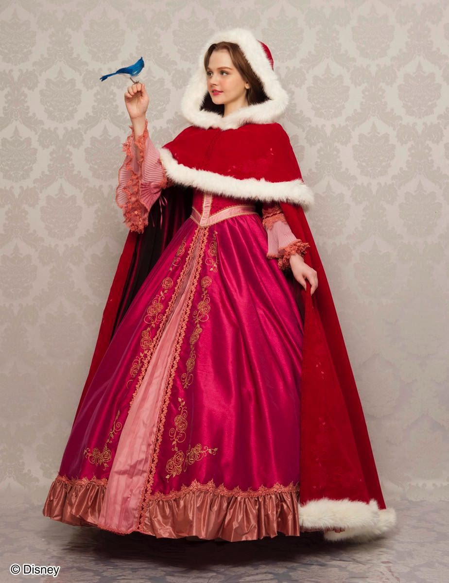 A Something There Dress  Beauty and the Beast ver