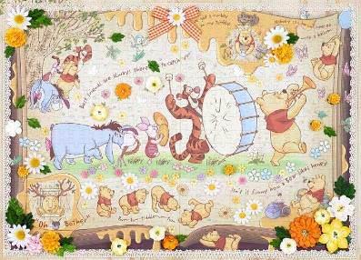 エポック Puzzle Decoration ハニーストーリー