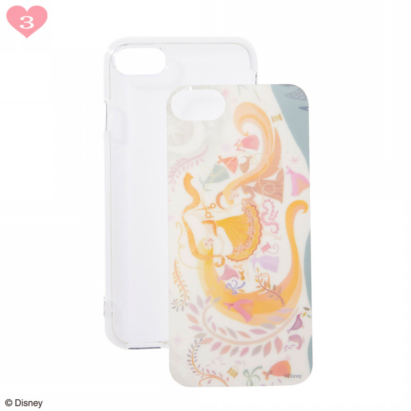 iPhone7 case ~wall painting~ Tangled ver.
