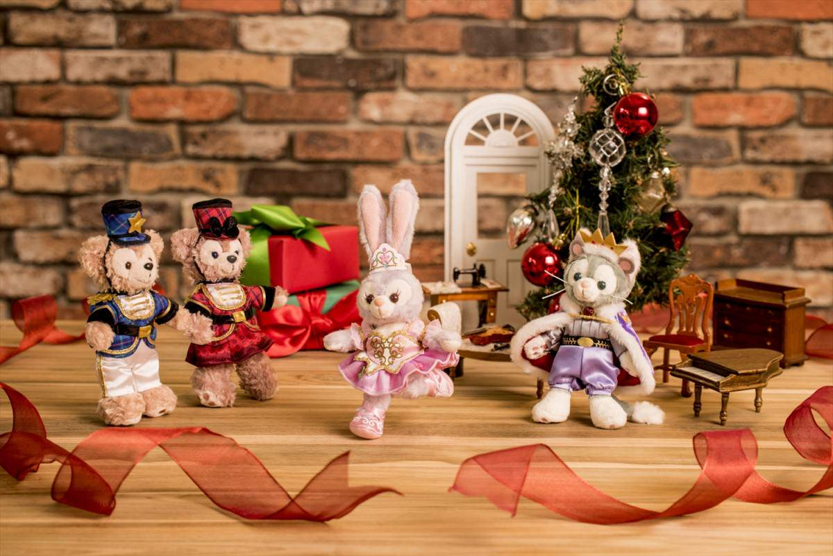 「Duffy and Friends' Nutcracker」ストーリー