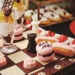 京王プラザホテル「鏡の国のスイーツパーティ」
