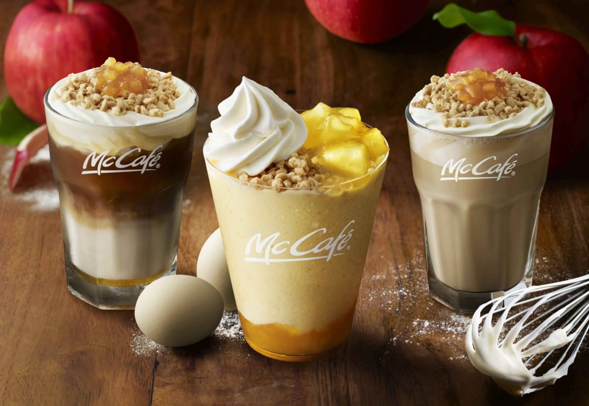 McCafe by Barista りんご
