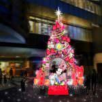 渋谷ヒカリエ クリスマスツリー