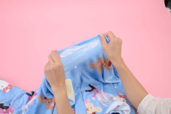 ユーリ!!! on ICE×Sanrio characters プレミアムブランケット2