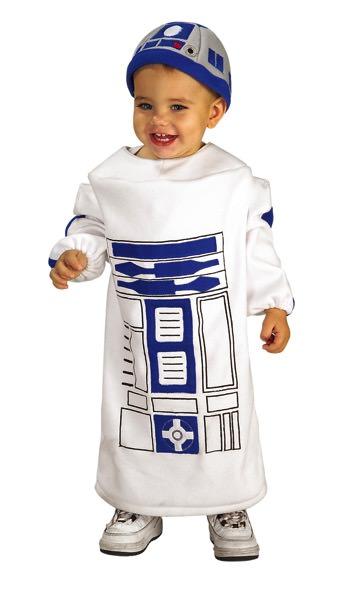 スターウォーズ【R2D2】の赤ちゃん用コスチューム