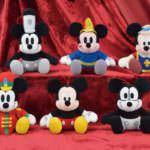 ミッキーマウス Birth Memorial おっきいマスコット