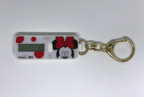 Nocoly key holder Disney Ver ノコリーキーホルダーディズニー版 ミニー