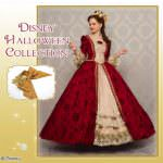 シークレットハニー Disney Halloween Collection「Enchanted Holiday Dress(Beauty and the Beast ver.)」