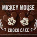 Mickey MouseChoco Cake