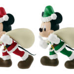 DXF MICKEY MOUSE-Santa costume