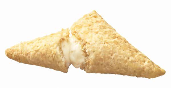 「三角 チョコパイ 白