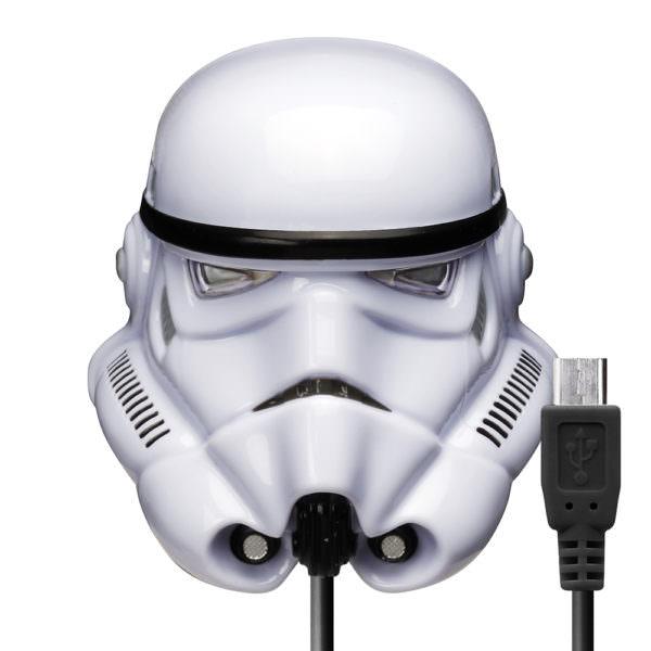 USBコネクタAC充電器2A ストームトルーパー