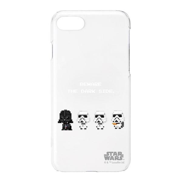 STARWARS / iPhone 7用 クリアケース 8-Bit/A 01