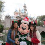 ディズニー・チャンネル「ディズニートラベラー クリスマス SP in カリフォルニア」