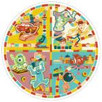 ディズニーアンバサダーホテル「ピクサー・プレイタイム」連動プログラム ポストカード 2