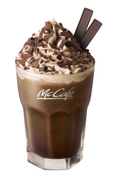 プレミアムアイスチョコレート