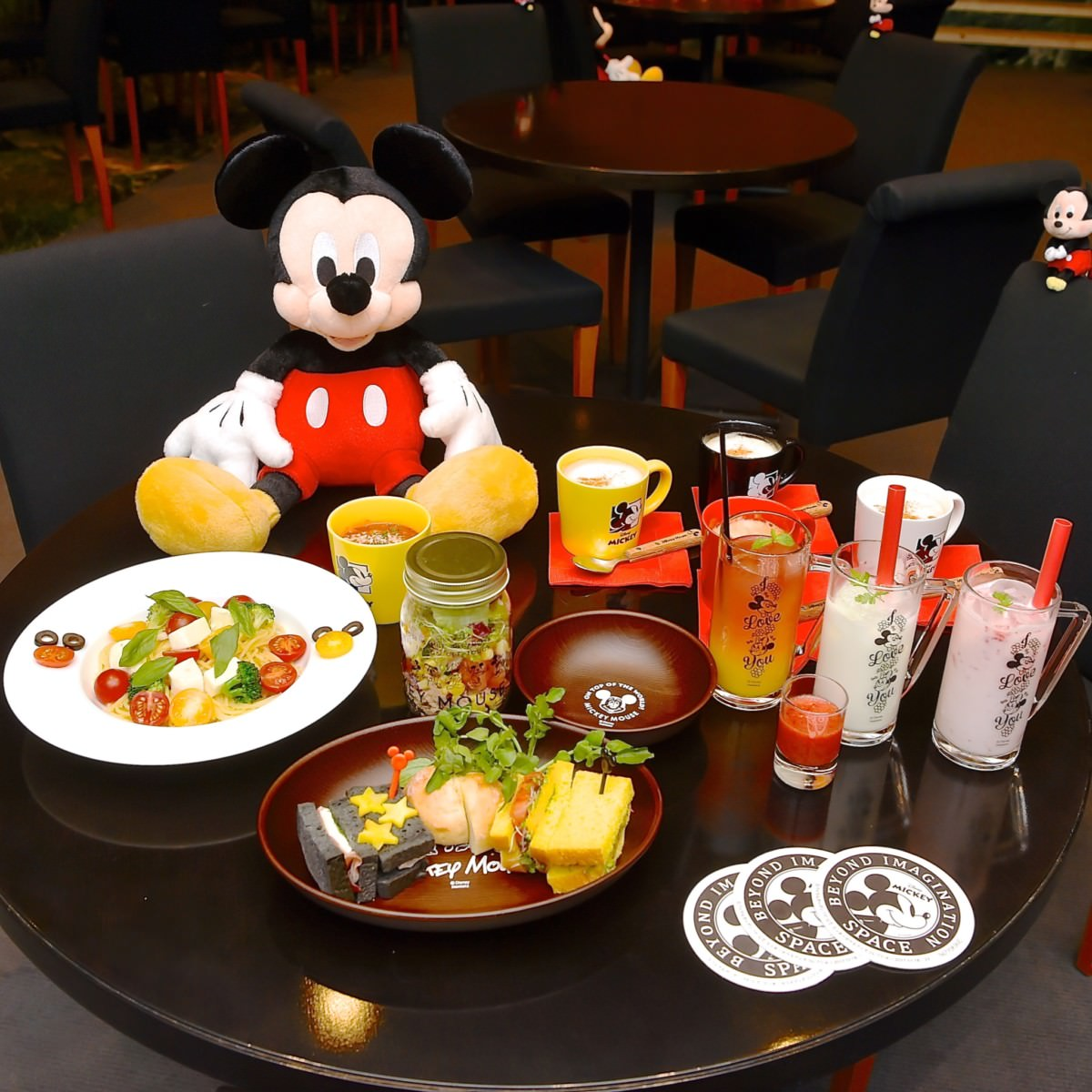 青山・スパイラルガーデン「Disney Mickey Beyond Imagination SPACE」